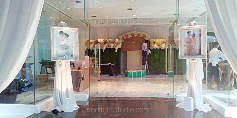 เช่าไฟต่อเนื่อง งานแต่งงาน โรงแรมโฟร์ซีซั่น ราชดำริ