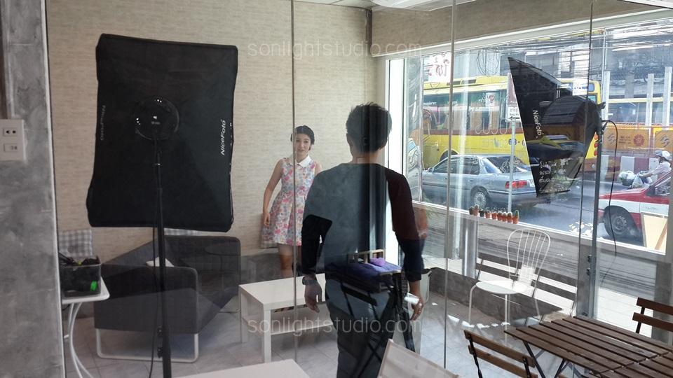 งานถ่ายคลิป vdo สัมภาษณ์คุณหมอ เรื่องความรู้การดูแลสุขภาพ